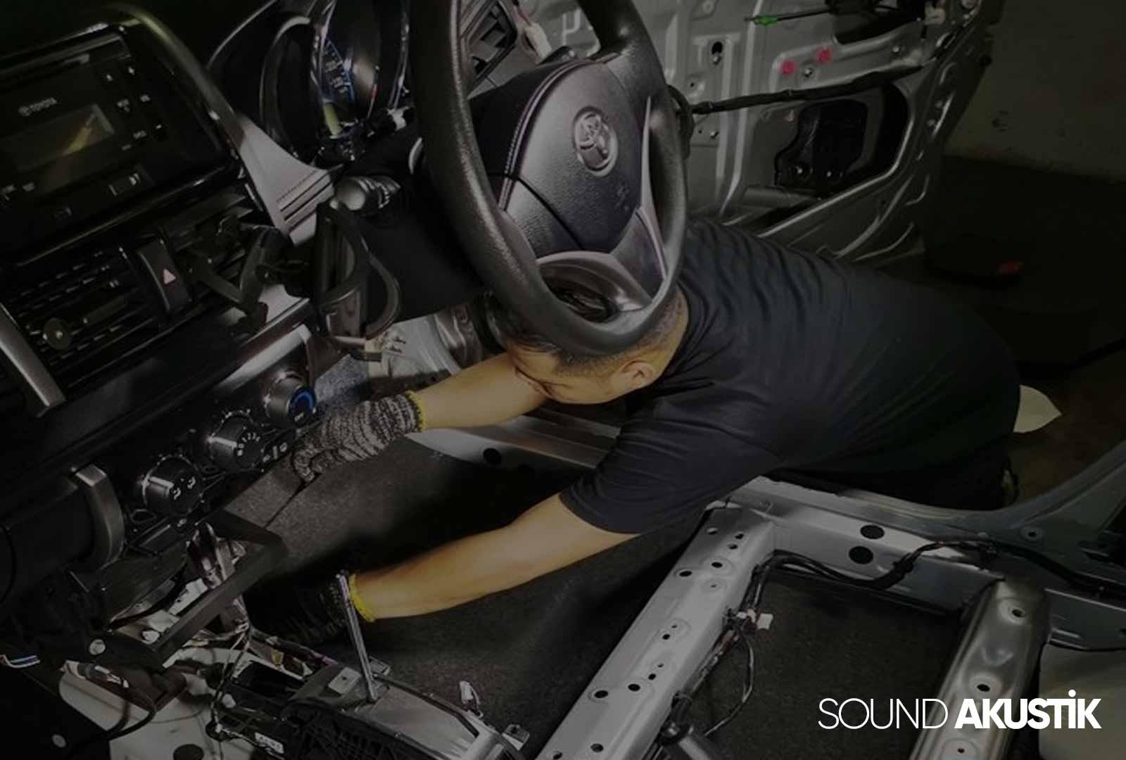araç ses yalıtımı