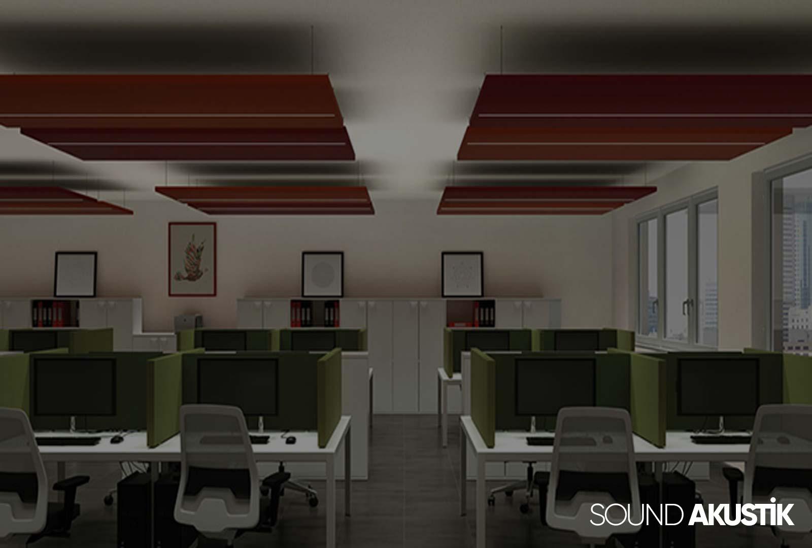 ofis akustiği