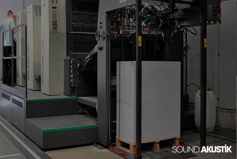 Makine Odası Ses Yalıtımı
