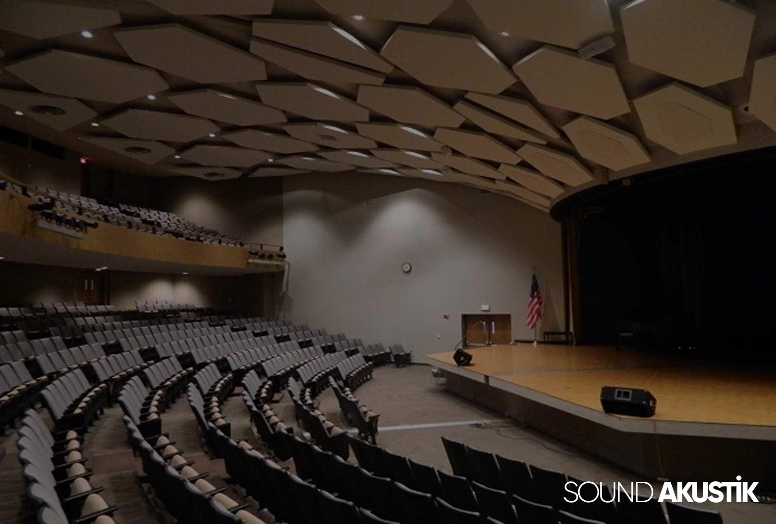 seminer salonu ses yalıtım uygulaması