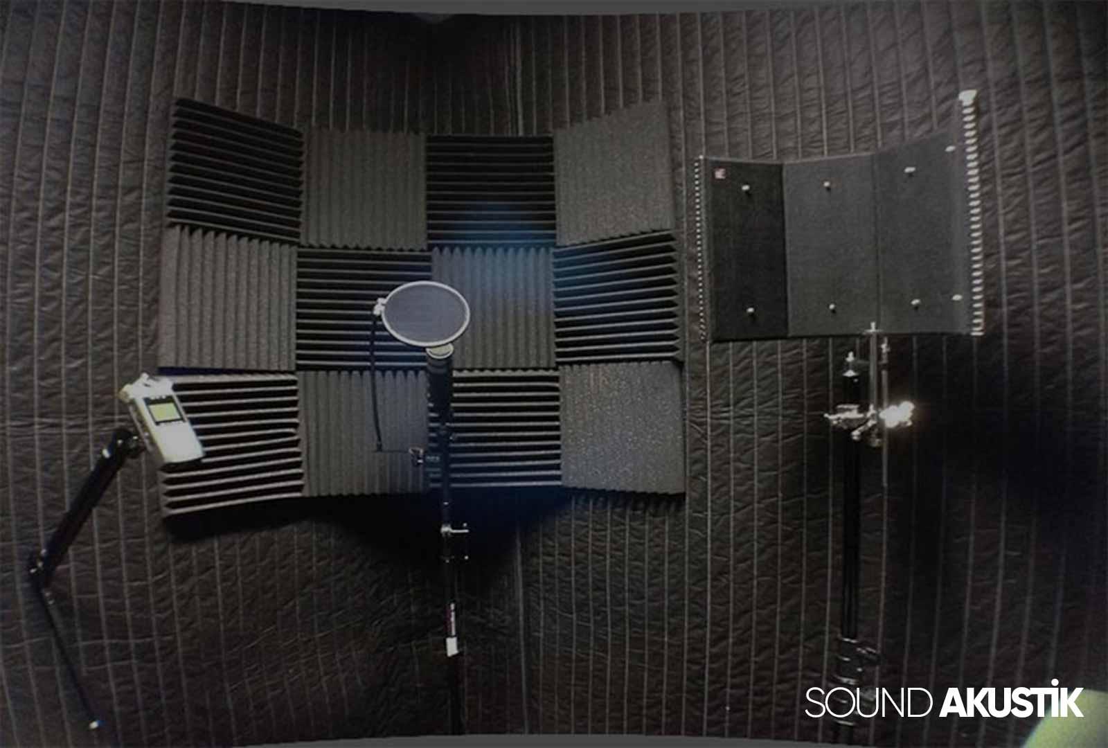 stüdyo kayıt odası ses yalıtımı