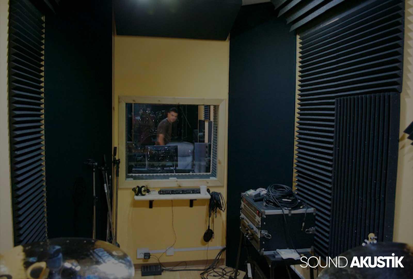 stüdyo için ses yalıtımı