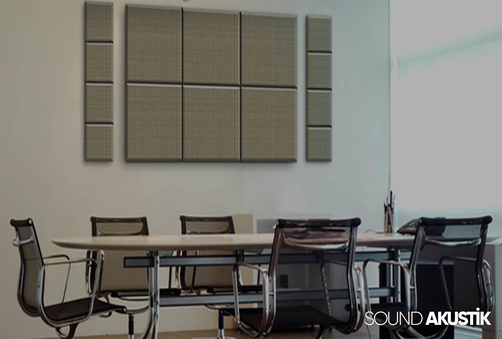 toplantı salonu akustik