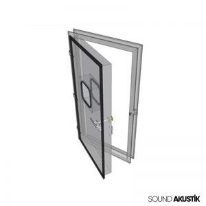 Akustik Kapı