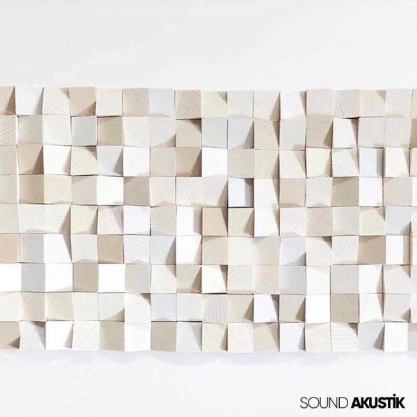 Klasik Asimetrik Akustik Difüzör